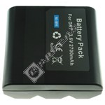Compatible BT-H22 Camcorder Battery