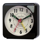 Acctim 25738BB Bentima Quartz Alarm Clock