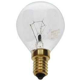 40W E14 Round Pygmy Light Bulb - ES167857