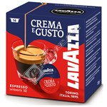 Crema e Gusto Espresso Capsules - Pack of 16