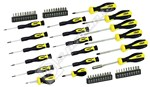 Rolson 58 Piece Screwdriver Set
