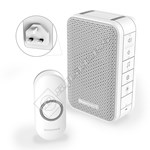 Honeywell Livewell Plug-in Doorbell Kit