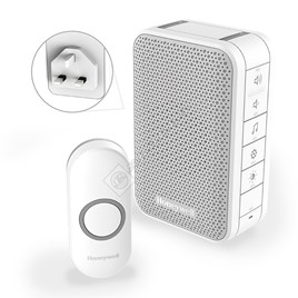 Honeywell Livewell Plug-in Doorbell Kit - ES1771164