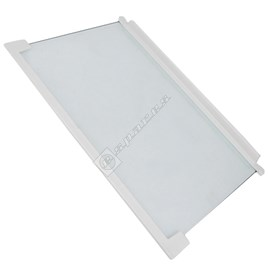 Electrolux Glass Fridge Shelf w/ White Trim for ERN2920 - ES584767