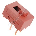 Cooker Hood Red Light Switch Assembly