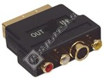 Switchable Scart Adaptor