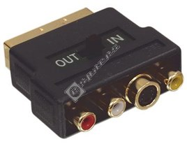 Switchable Scart Adaptor - ES187709