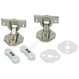 Washing Machine Integrated Door Hinge Kit - ES497195