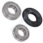 Washing Machine Drum Bearing and Seal Kit