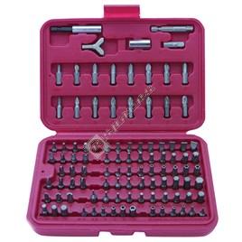 Rolson 100 Piece All Purpose Screwdriver Bit Set - ES1584179
