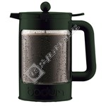 Bodum K11683946 BEAN Cold Brew Ice Coffee Maker - Dark Green