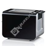 Bosch Styline TAT8613GB 2 Slice Toaster