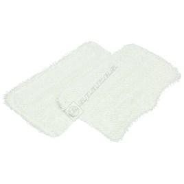 Shark Compatible Steam Cleaner Microfibre Cloth Pads - ES1641312