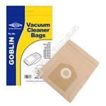 Electruepart BAG19 Goblin Vacuum Dust Bags (Type 07) - Pack of 5
