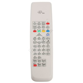 Replacement TV Remote Control for M 36130RH - ES1031704