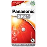 SR41 Silver Oxide Coin Battery