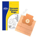 Electruepart BAG133 Electrolux E37 Vacuum Dust Bags - Pack of 5