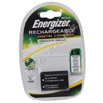 Energizer Rechargeable Li-Ion Digital Camera Battery