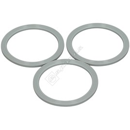 Kenwood Blender Ridged Sealing Ring - Pack of 3 - ES108274