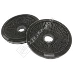 Cooker Hood Carbon Filters - Pack of 2