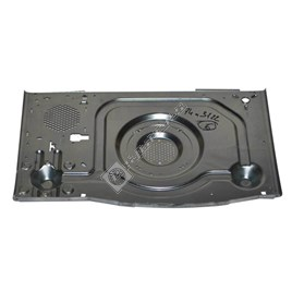 Microwave Base Plate Assembly - ES1579170