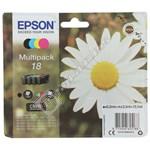 Four Colour Ink Cartridge Multipack - T1806