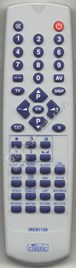 Replacement Remote Control for COLOR 5188-2RC - ES515308