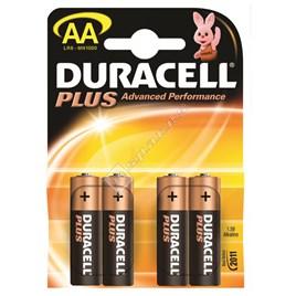 Duracell Plus AA Batteries - 4 Pack - ES1387098