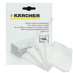 Steam Cleaner Cleaning Cloths - Pack of 5