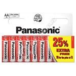 Panasonic AA Zinc Carbon Power Batteries - Pack of 10