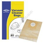 BAG255 Compatible U59 Vacuum Cleaner Dust Bags - Pack of 5