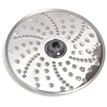 Food Processor Rasping Disc – Grey