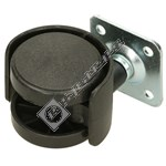 Air Conditioner Black Wheel Assembly