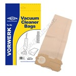 Electruepart BAG97 Vorwerk (VK Type) Vacuum Dust Bags - Pack of 5