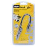 Rolson LED Clip On Book Light