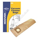 BAG1 H4 Vacuum Dust Bags - Pack of 5