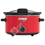 Crock Pot CSC037 3.5L Hinged Slow Cooker