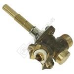 Rapid Gas Tap 34Mm Brass Shaft