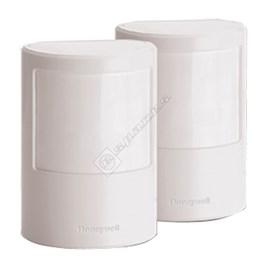 Honeywell Livewell Wireless PIR Motion Sensor - Twin Pack - ES1750520