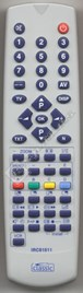 Compatible TV Remote Control for 70 NA1807/28B - ES515201