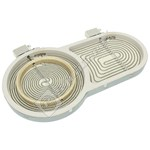 Large Ceramic Hob Hotplate Element - 2100W/1750W/900W