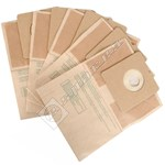 Hoover High Filtration Vacuum Bags (H55) - 5 Pack