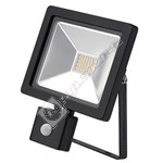 Lyvia 20W LED Slim PIR Floodlight