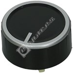 Tumble Dryer Programme Knob - Black