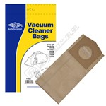 Electruepart BAG115 Dirt Devil Vacuum  Dust Bags (Type G) - Pack of 5