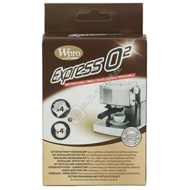 Universal Coffee Maker Descaler and Degreaser Kit - ES1431185
