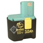 EB1830H 18V Clip-on NiMH Power Tool Battery