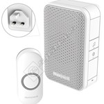 Honeywell Series 3 Livewell Wireless Plug-In Door Chime Kit