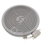 Large Ceramic Hob Hotplate Element - 2200W