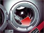 Zanussi Washing Machine Model Number Location